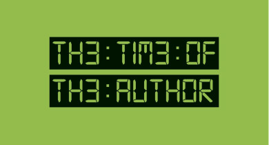 The Time of the Author